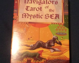 Navigators Tarot of the Lost Sea Deck