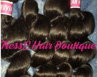 100% Virgin Hair Weave Bundles