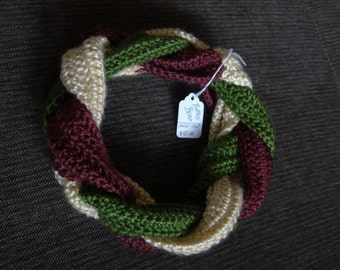 Braided Cowl (child/young adult)