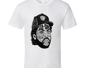 Ice Cube Face Tshirt