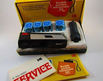 Kodak pocket Instamatic 20 Camera
