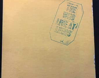 ON SALE Vintage The Who - Live at Leeds Vinyl Record Good Condition