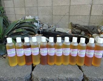 Vegan Shampoo & Body Wash