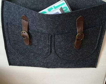 Saddle Magazine bag