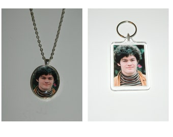 The Monkees Mickey Dolenz Glass Pendant Necklace, Keychain, and or Magnet
