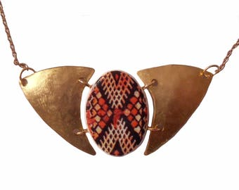 Ethnic Boho Soul Delicate Necklace