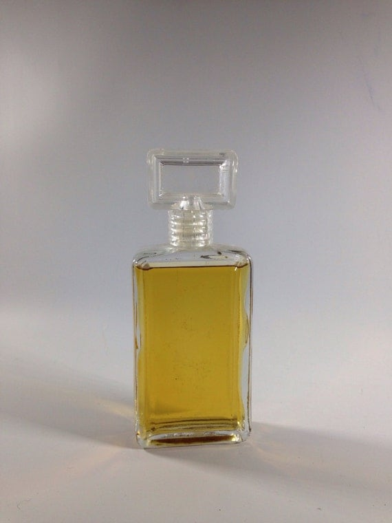 1957 Vintage Avon Scentiments - Here's My Heart Cologne Perfume