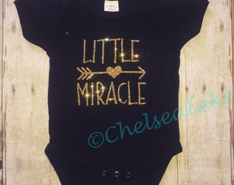 Little Miracle baby/ toddler shirt