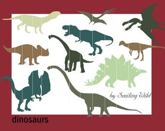 dino svg, dinosaur svg silhouette clipart, tyrannosaurus rex svg, t rex silhouette  clipart, dino clipart collage sheets cut files