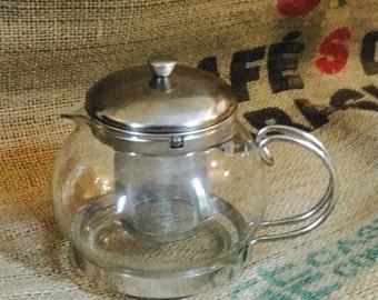 Allison&Avery Vintage Coffee/Tea Pot