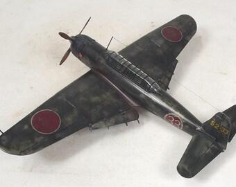 1/48 Built Nakajima B5N