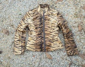 vintage RAMLOSSA..Tiger Stripes