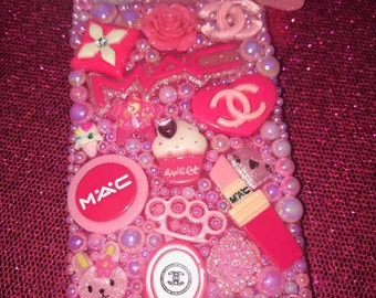 Fashion Makeup Iphone Case