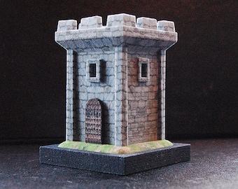 Medieval Tower - 3D Print