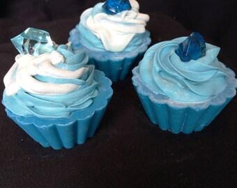 "Soap Cupcake ""Rock Star"""