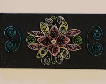 Quilled Mandala Design