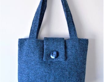 Harris Tweed bag