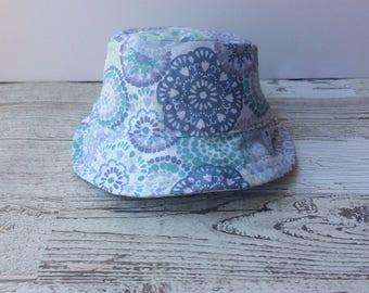 Girls Bucket Hat | Sun Hat | Visor | Baby | Todder | Children's | Summer Hat | Cap