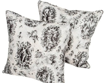 Jean Paul Gaultier Angelots Pillow (2) set/ pair