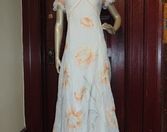 Vintage Italian Wedding Dress