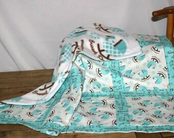 Baby Blanket, Baby Quilt