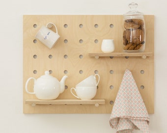 Mini Modular pegboard for your ideas