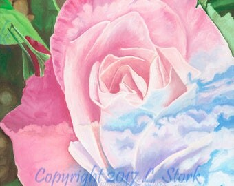 Rose:  Fresh as a Flower