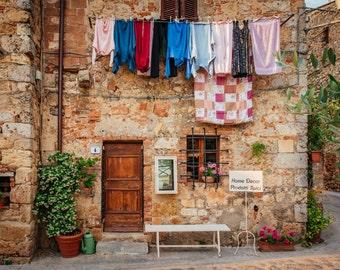 Italy Photography, Tuscany Photo, Door Detail Italy