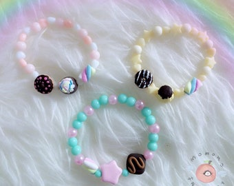 Sweet bracelets with sweets