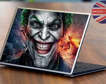 Laptop Decal / Joker