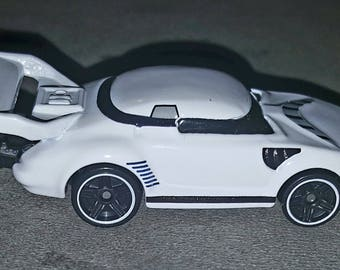 Star Wars Stormtrooper Car
