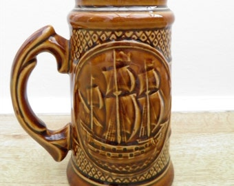 Nautical Russian Tankard (beer stein)