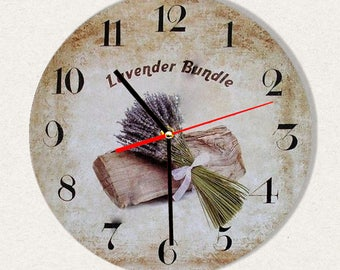 THE BEST Wall Clock Vintage , Best Gift for Home Decor