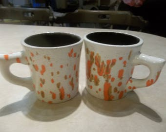 Handpainted Coffee mugs