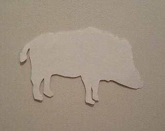 Personalised Boar Pattern