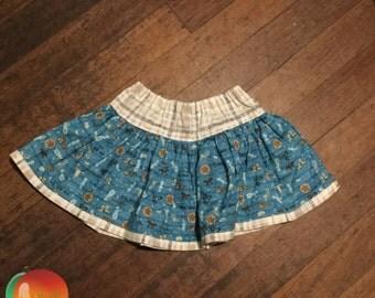 Twirly Skirt ~ Size 7
