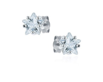Vintage earrings ,silver 925 sterling jewelry with great care.zircon aaa Amazing earrings for every occasion