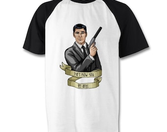 Archer tshirt