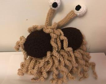 Flying Spaghetti Monster, FSM, Pastafarian.