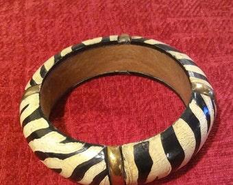 Zebra bangel