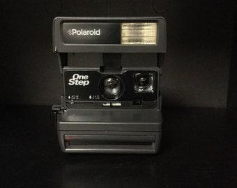 Polaroid Instant One Step Film Camera!
