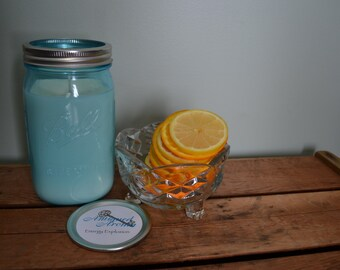 Energy Explosion Soy Candle