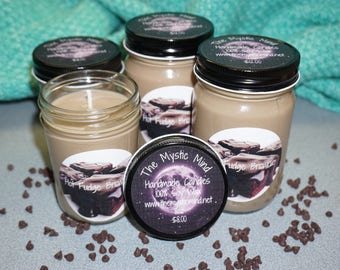 Handmade 8 ounce 100% Soy Wax Candles