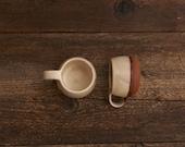 Mug // pottery // large mug // coffee mug // soup mug // handmade // Irish // cosy mug // mug for her // mug for him // Valentine's gift
