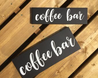 Coffee Sign, Coffee Bar, Coffee Bar Sign, Coffee Bar Decor, Coffee Decor, kitchen coffee signs