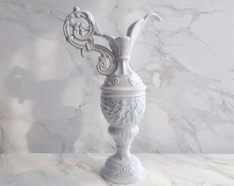 Ornate Victorian-Inspired Vase