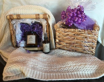 Wrapped In Love Basket