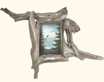 5x7 Drift Wood Picture Frame