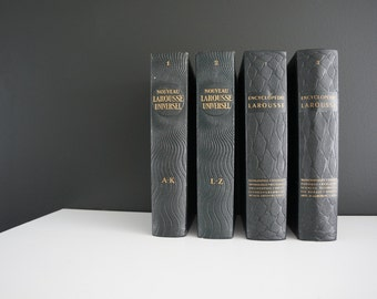 Dictionnaire Nouveau Larousse Universel (1955) et  Encyclopédie Larousse( 1955)