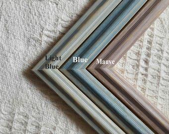Shabby Frame A3 Frame picture frame photo frame distressed frame rustic frame crafts woodworking shabbyframe